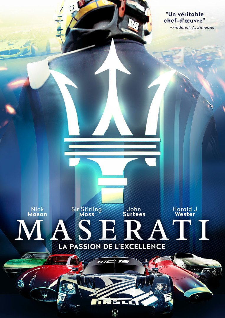 Maserati: A Hundred Years Against All Odds