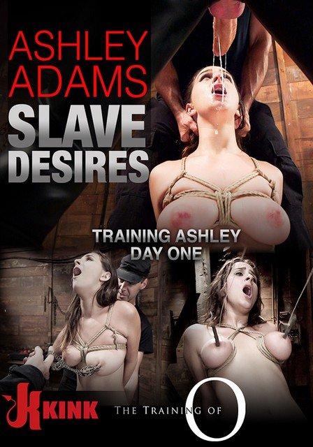 Ashley Adams Slave Desires-Training Ashley Day One