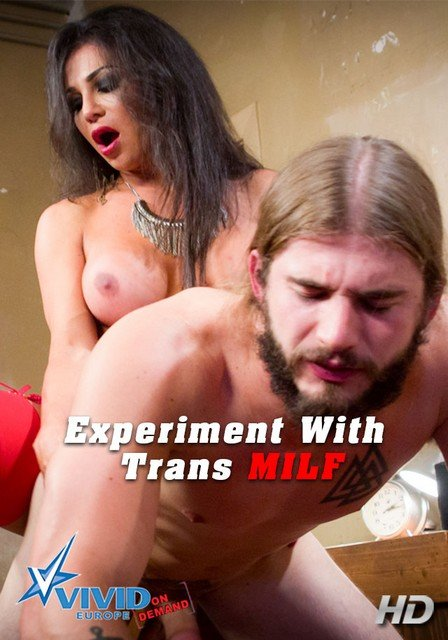 Experiment With Trans MILF