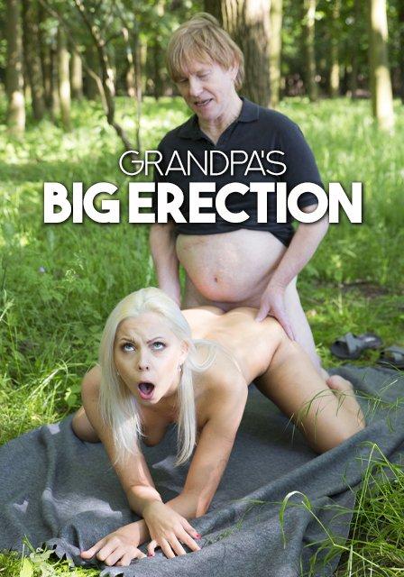 Grandpa's Big Erection