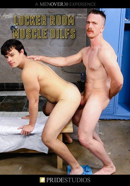 Locker Room Muscle DILFs