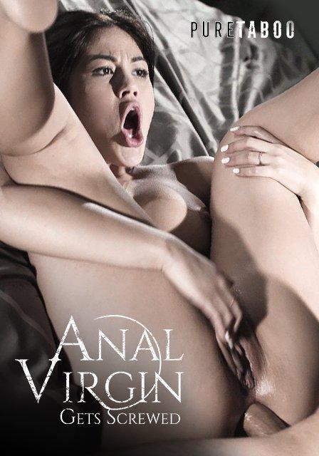 Anal Virgin Gets Screwed