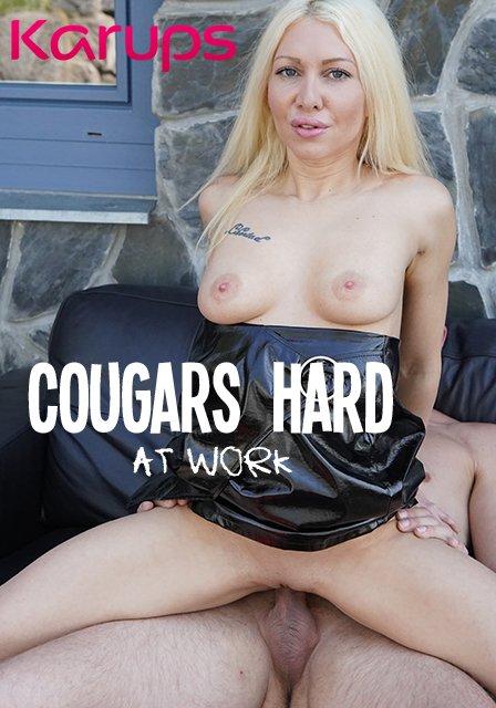 Cougars Hard At Work