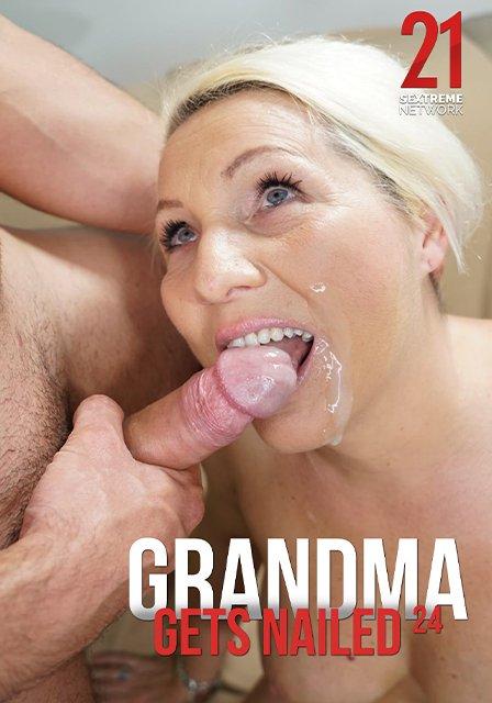 Grandma Gets Nailed 24