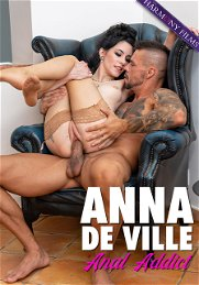 Anna De Ville Anal Addict