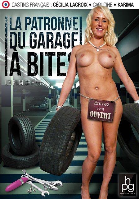 La patronne du garage à bites
