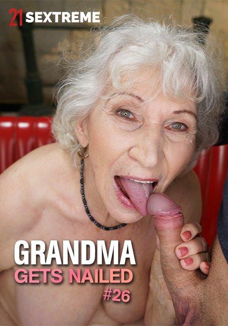 Grandma Gets Nailed #26