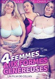 4 femmes aux formes généreuses