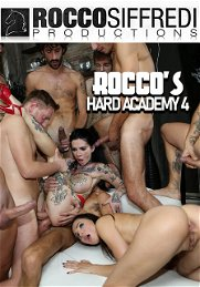 Rocco's Hard Academy 4