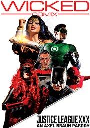 Justice League XXX An Axel Braun Parody