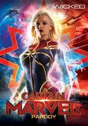 Captain Marvel XXX Parody