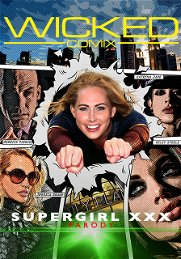Supergirl XXX Parody