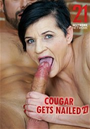 Cougar Gets Nailed 27