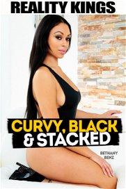 Curvy, Black & Stacked