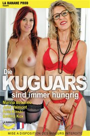 Die Kuguars sind immer hungrig