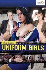 Geile deutsche Uniform Girls