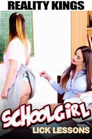 Schoolgirl Lick Lesssons