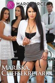 Mariska, die Exekutivsekretärin