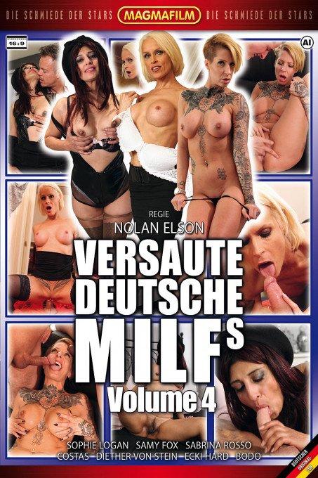 Versaute deutsche Milfs Vol.4