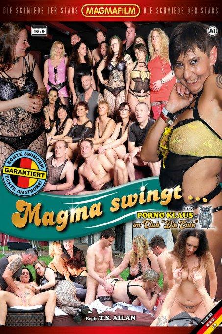 """Magma swingt...im Club """"Die Eule"""""""