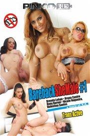 Bareback shemale #1