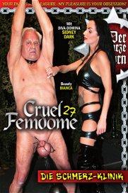 Cruel Femdome 27  Die Schmerz  Klinik