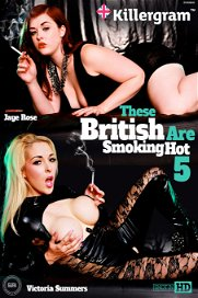 These British Are Smoking Hot! 5