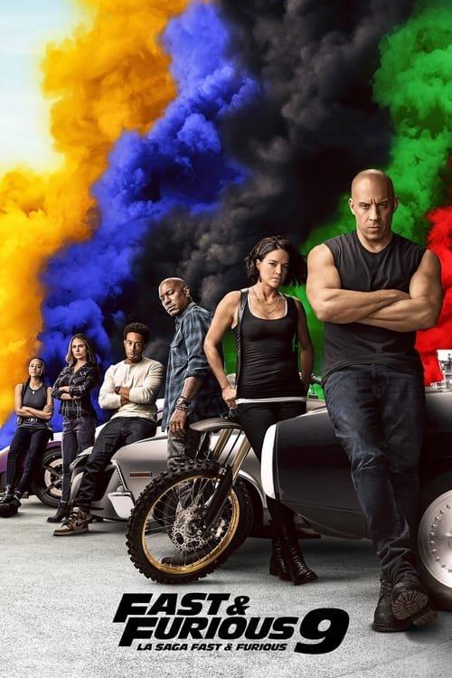 Fast & Furious 9 - Directors Cut
