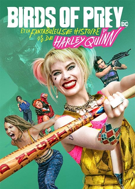 Birds of Prey (et la Fabuleuse histoire d'Harley Quinn)