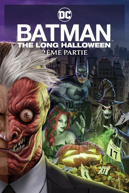 Batman : The Long Halloween, 2ème Partie