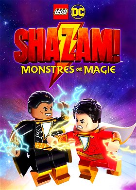 LEGO DC Shazam: Monstres et magie